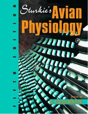 Cover of: Sturkie's avian physiology by