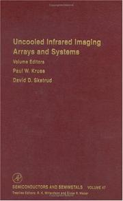 Cover of: Uncooled infrared imaging arrays and systems