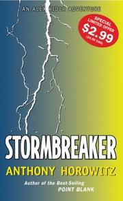Cover of: Stormbreaker promo