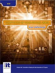 Cover of: Computers in your future 2003