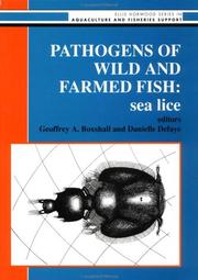 Cover of: Pathogens Of Wild And Farmed Fish |