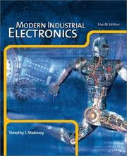 Modern Industrial Electronics (4th Edition) (January 15