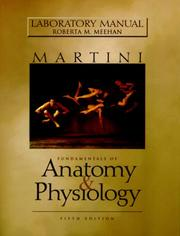 Cover of: Lab Manual for Fundamentals of Anatomy and Physiology (5th Edition) | Roberta M Meehan
