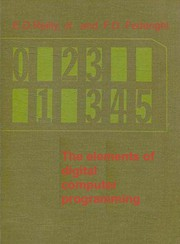 The elements of digital computer programming