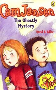 Cover of: Cam Jansen and the Ghostly Mystery (Cam Jansen)