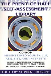 Cover of: Self-Assessment Library, The | Stephen P. Robbins