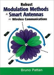 Cover of: Robust Modulation Methods and Smart Antennas in Wireless Communications