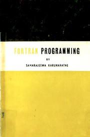 Fortran programming.