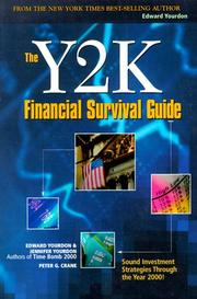 Cover of: The Y2K financial survival guide