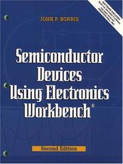 Cover of: Semiconductor Devices Using Electronics Workbench