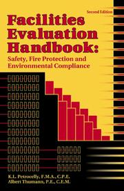 Cover of: Facilities Evaluation Handbook