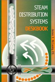 Cover of: Steam Distribution Systems Deskbook