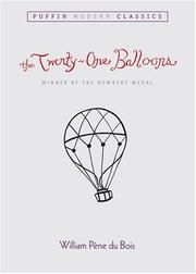 Cover of: The Twenty-One Balloons PMC