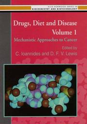 Cover of: Drugs, Diet and Disease |