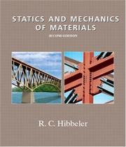 Cover of: Statics and Mechanics of Materials, Second Edition | Russell C. Hibbeler