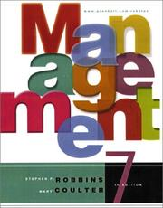 Management (7th Edition)