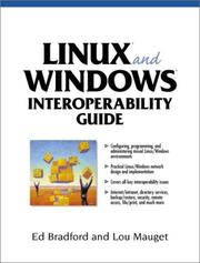 Cover of: Linux and Windows | Ed Bradford
