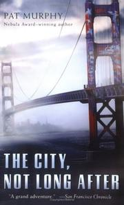 Cover of: The city, not long after