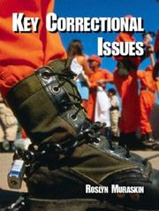 Cover of: Key Correctional Issues | Roslyn Muraskin
