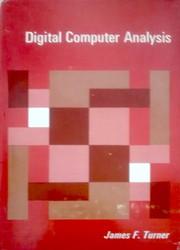 Digital computer analysis