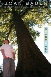 Cover of: Stand Tall (r/i) | Joan Bauer
