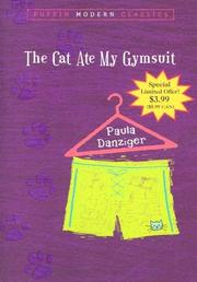 Cover of: Cat Ate My Gymsuit PMC 3.99 Promo
