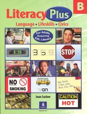 Cover of: Literacy plus B