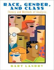 Cover of: Race, Gender, and Class