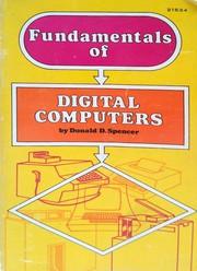 Fundamentals of digital computers