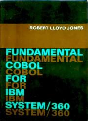 Fundamental Cobol for I.B.M. System/360
