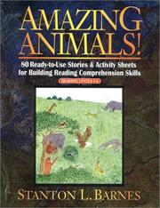 Cover of: Amazing Animals! | Stanton L. Barnes