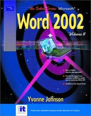 Cover of: SELECT Series | Yvonne Johnson