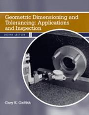 Cover of: Geometric Dimensioning and Tolerancing