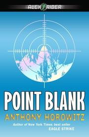 Cover of: Point Blank (Alex Rider Adventures)