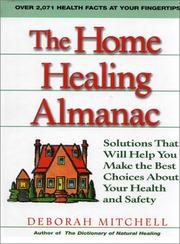 Cover of: The Home Healing Almanac