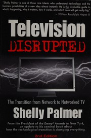 Television disrupted