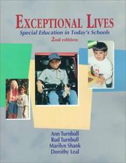 Cover of: Exceptional Lives | Rud Turnbull