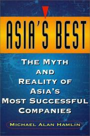 Cover of: Asia's best