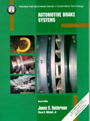 Cover of: Automotive Brake Systems Reprint Package