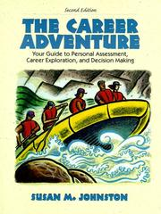The Career Adventure by Susan M. Johnston