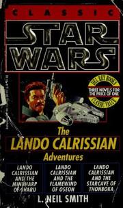 The Adventures of Lando Calrissian