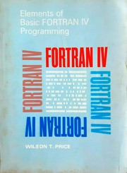 Elements of basic Fortran IV programming