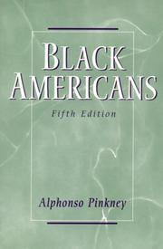 Cover of: Black Americans
