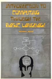 Introduction to computing through the basic language