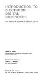 Introduction to electronic digital computers