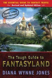Cover of: The tough guide to fantasyland: The Essential Guide to Fantasy Travel