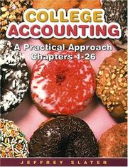 Cover of: College Accounting