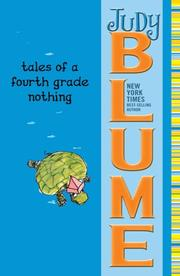 Cover of: Tales of a Fourth Grade Nothing by Judy Blume