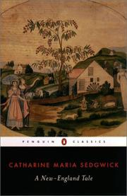 Cover of: New-England tale
