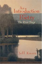 Cover of: An Introduction to Poetry